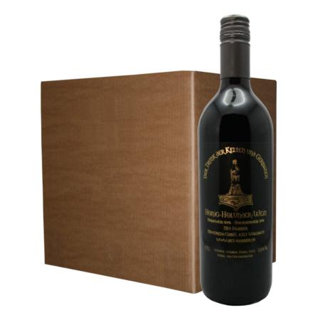Hydromel avec vin de sureau (12 Bouteilles)
