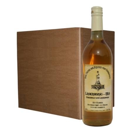 Hydromel au miel de tilleul (12 bouteilles)