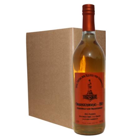 Hydromel au miel de fleurs d'orangers (6 Bouteilles)