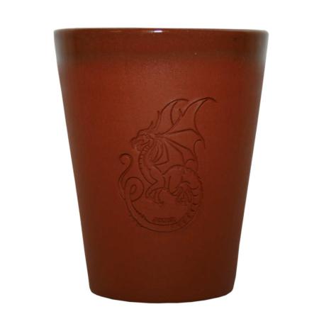 Goblet en argile K: 0,2 lt, Silas