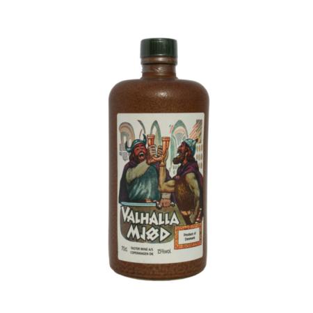 Valhalla Mjød - bouteille en argile