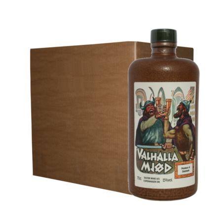 Valhalla Mjød - bouteille en argile (12 Bouteilles)