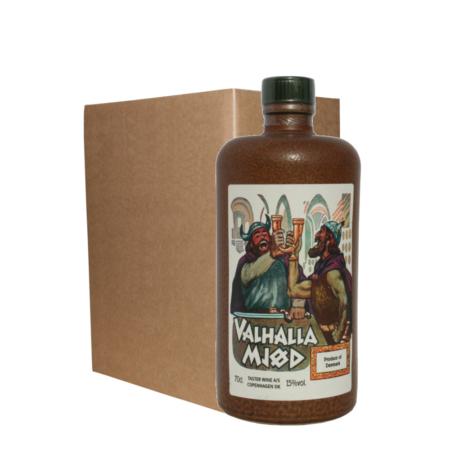 Valhalla Mjød - bouteille en argile (6 Bouteilles)