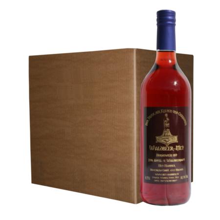 Hydromel au baies de bois (12 bouteilles)