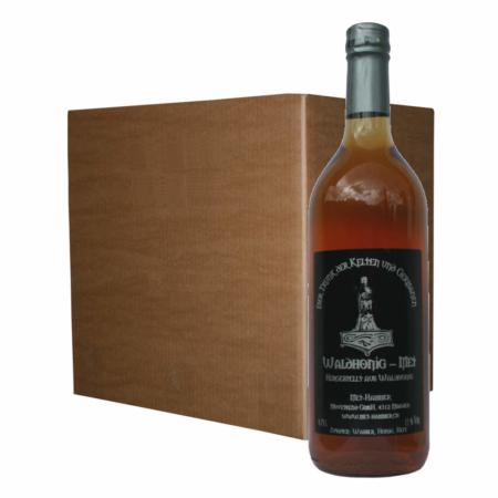 Hydromel au miel de forêt (12 bouteilles)