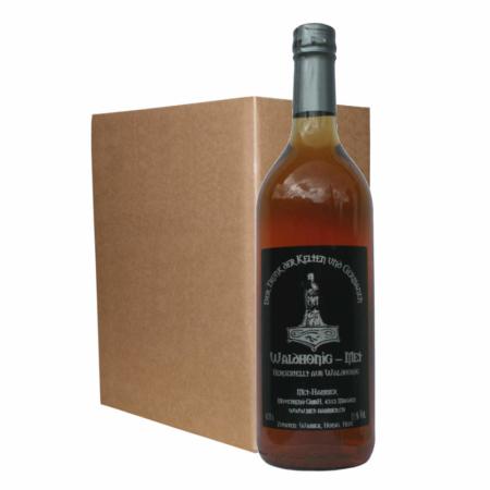 Hydromel au miel de forêt (6 bouteilles)
