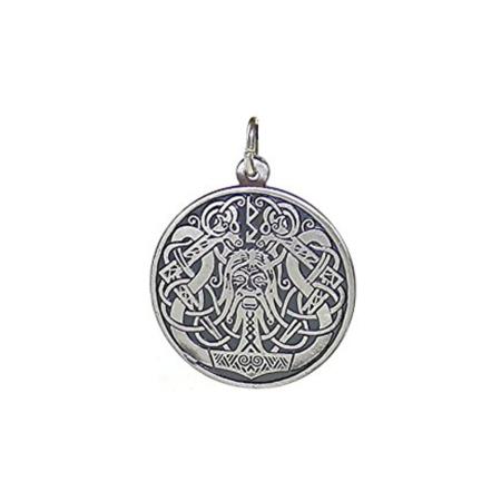 Pendentif symbole du dieu amulette Thor