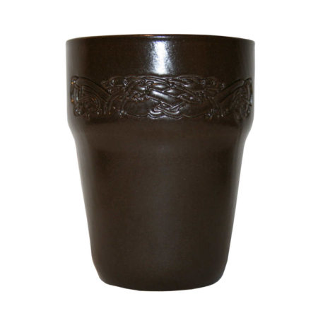 Goblet en argile B: 0,25 lt