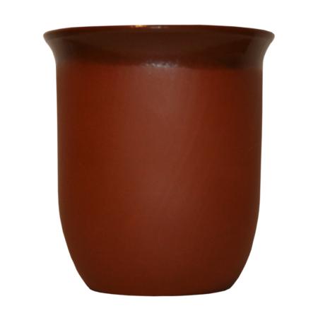 Goblet en argile N: 0,1 lt
