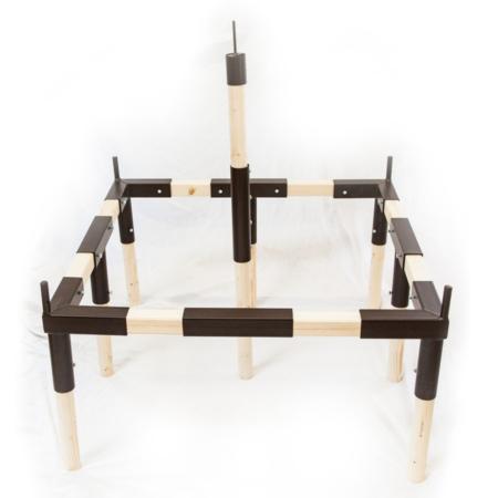 Cadre pour tente médiévales 4×4