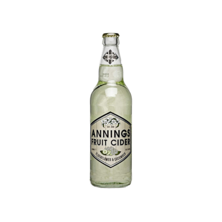 Annings Cidre - Elderflower & Cucumber