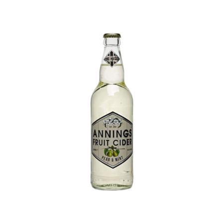Annings Cidre - Pear & Mint