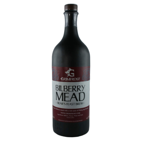 Bilberry Mead
