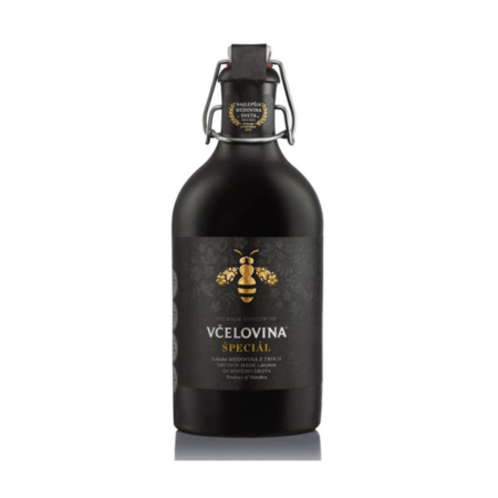 Vcelovina – Special bouteille en argile