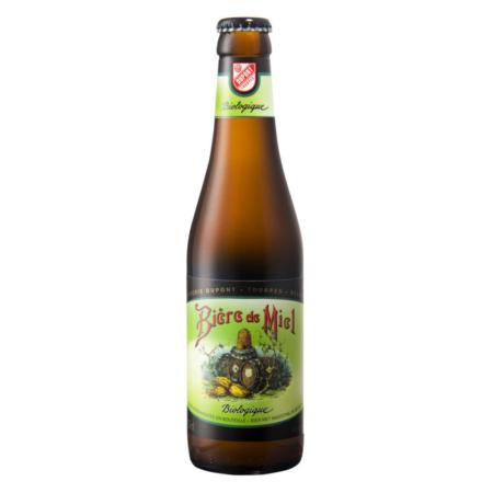 Bière de miel bio