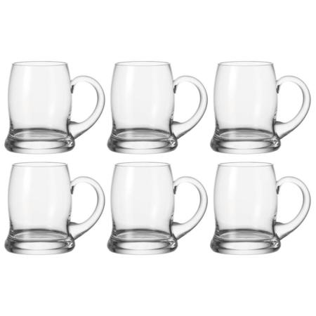 Set de verre à bière Brauhaus 500 ml