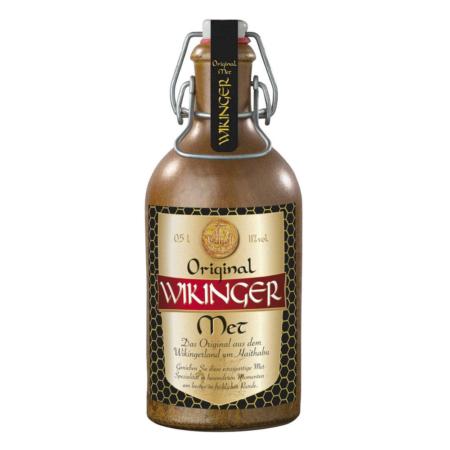 Viking Hydromel - Original en bouteille d'argile