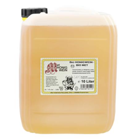 Amensis Hydromel classique (bio), bidon à 10 litre
