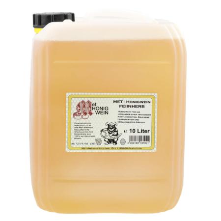 Amensis Hydromel demi-sec, bidon à 10 litre