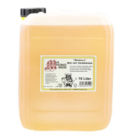 Amensis Hydromel - épices, bidon à 10 litre