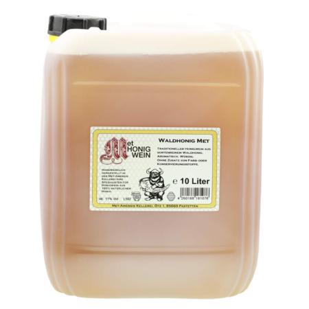 Amensis Hydromel - au miel de forêt, bidon à 10 litre