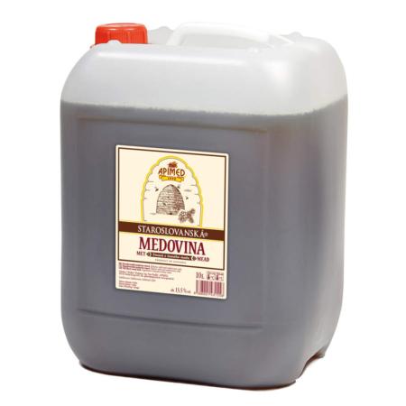 Medovina Old Slavic Dark, bidon à 10 Litre