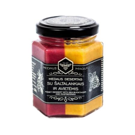 Medaus Magija - Framboise de l'argousier au miel