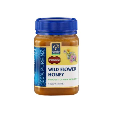 Wild Flower Honey 500g